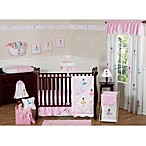 Sweet Jojo Designs Ballerina Crib Bedding Collection