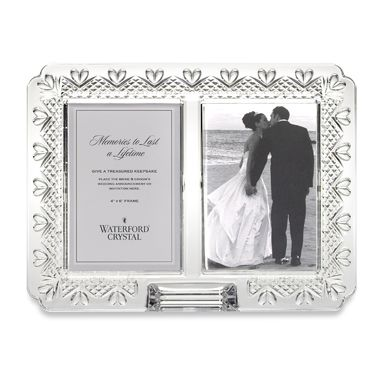 Crystal Wedding Frames