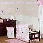 Sweet Jojo Designs Ballerina 5-Piece Toddler Bedding Set