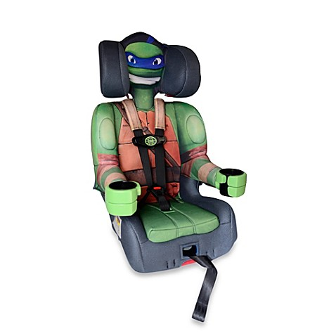 buy kidsembrace ninja turtle deluxe combo booster car seat from bed bath beyond. Black Bedroom Furniture Sets. Home Design Ideas