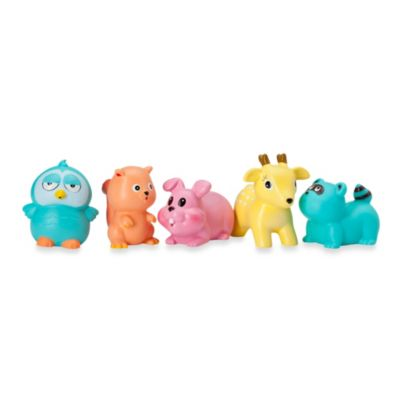 Elegant Baby® Forest Party Bath Squirties