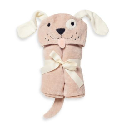 Elegant Baby® Puppy Bath Wrap