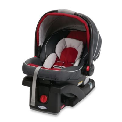 Graco® SnugRide Classic Connect™ 35 Infant Car Seat in Chili Red™