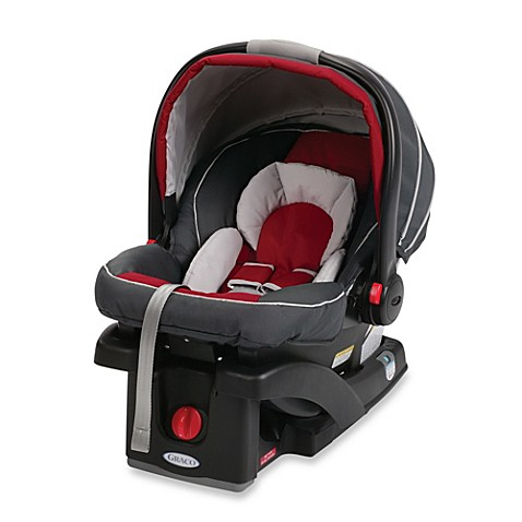 graco snugride click connect 35 infant car seat in chili red. Black Bedroom Furniture Sets. Home Design Ideas