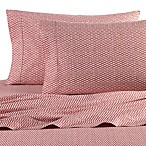 Nautica® Lawndale Sheet Set in Coral