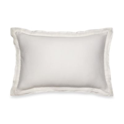 Wamsutta® Kingston Sheer Oblong Toss Pillow