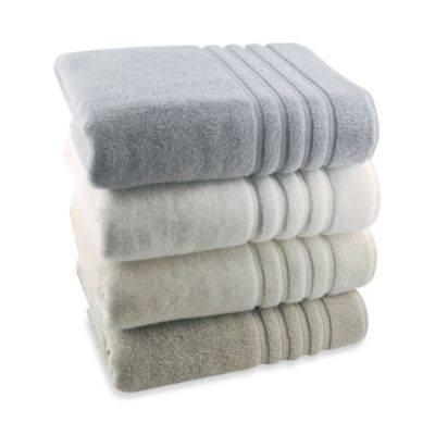 Wamsutta® Collection Turkish Bath Mat in Linen