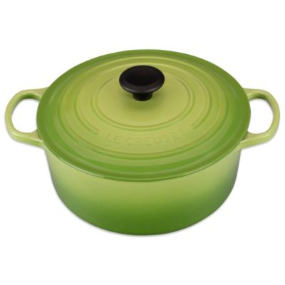 Le Creuset® Signature 5.5 qt. Round French Oven in Palm