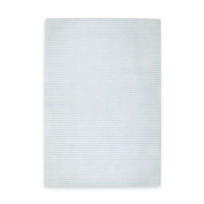 Rizzy Home Platoon Area Rug in Light Blue