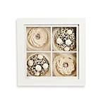 9-Inch x 9-Inch Nest Shadowbox Wall Art