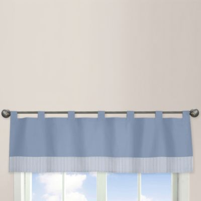 Sweet Jojo Designs Come Sail Away Window Valance