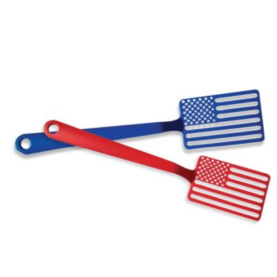 Star Spangle Spatula in Red