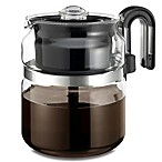 Medelco 8-Cup Glass Stovetop Percolater