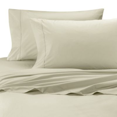 Twin XL Ivory Fitted Sheet