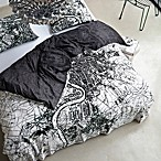 Baxter Reversible Duvet Cover Set