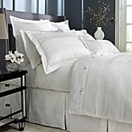 Charisma Isabella Duvet Cover in White