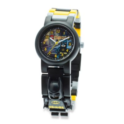 LEGO® DC Universe™ Super Heroes Batman™ Minifigure Kid's Watch