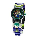 LEGO® DC Universe™ Super Heroes The Joker Minifigure Kid's Watch