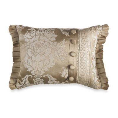 J. Queen New York™ Celeste Boudoir Throw Pillow