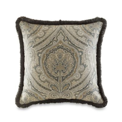 Hannah Square Throw Pillow