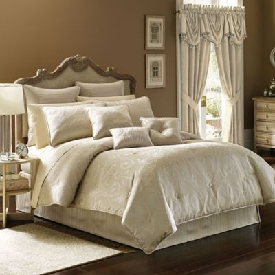 Croscill® Grace Queen Comforter Set