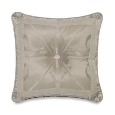 Croscill® Grace Fashion Square Throw Pillow