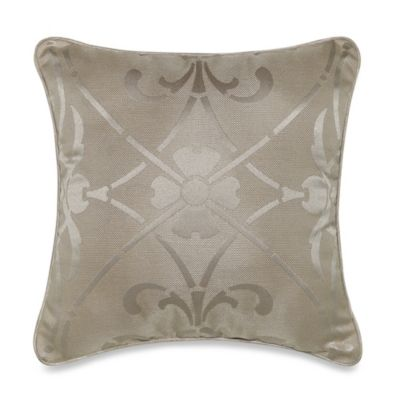 Croscill® Grace Square Throw Pillow