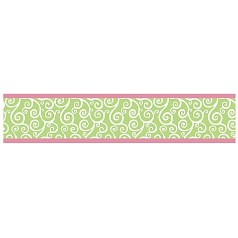 Sweet Jojo Designs Olivia Wall Paper Border