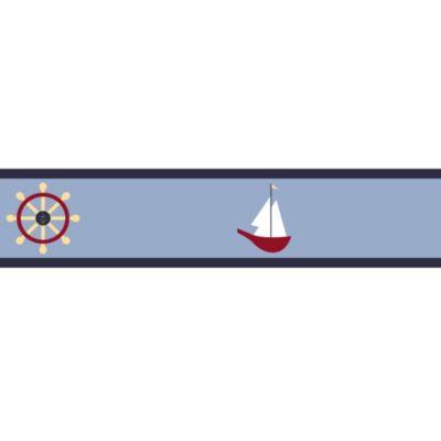 Sweet Jojo Designs Come Sail Away Wall Paper Border