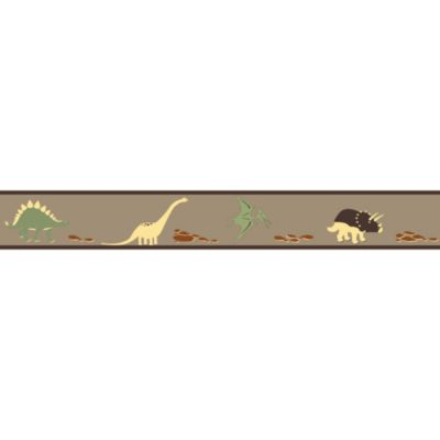Sweet Jojo Designs Dinosaur Land Wall Paper Border
