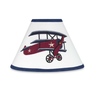 Sweet Jojo Designs Vintage Aviator Lamp Shade
