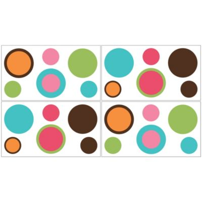Sweet Jojo Designs Deco Dot Wall Decals