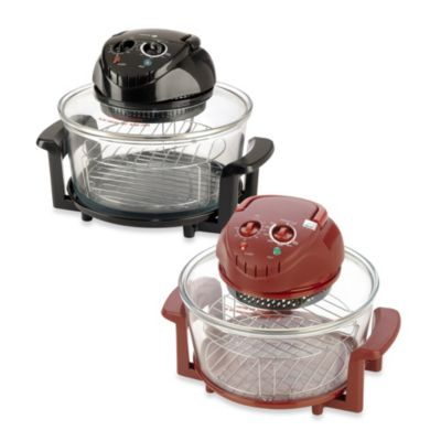 Fagor Halogen Tabletop Oven in Black