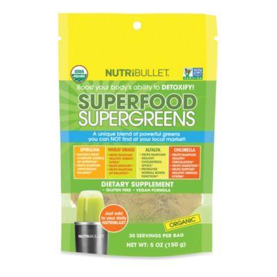 NutriBullet® Superfood Supergreens