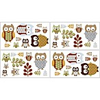 Sweet Jojo Designs Night Owl Wall Decals
