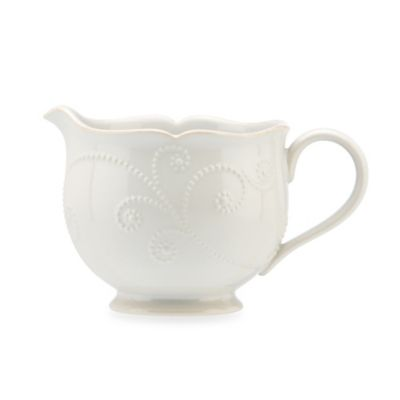 Lenox® French Perle Gravy Boat in White