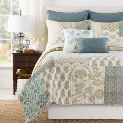B. Smith® Ashlyn Twin Quilt