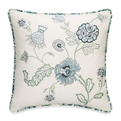 B. Smith® Ashlyn Reversible Square Throw Pillow