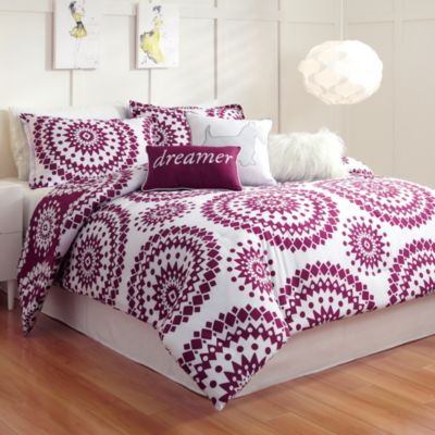 Vortex Twin Comforter Set