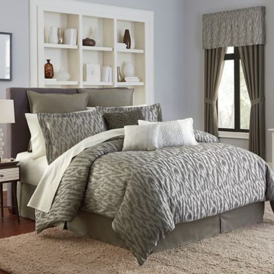 4-Piece Full Comforter Set