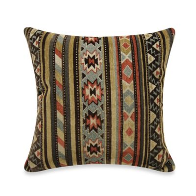 Spice Throw Pillows