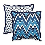 Rosetree New Haven Square Chevron Pillow