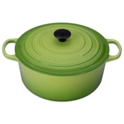 Le Creuset® Signature 9 qt. Round French Oven in Palm
