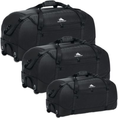 High Sierra 24 -Inch Wheel-N-Go Duffle Bag