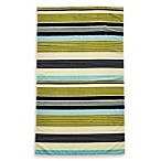 Green Horizontal Stripes 34