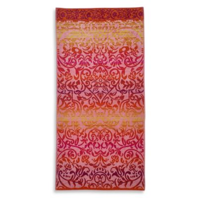 Ombre Yarn Dyed Jacquard Beach Towel