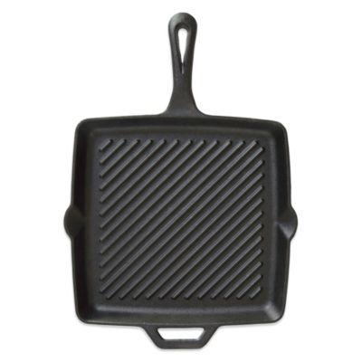 Square Cast Iron Skillet