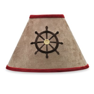 Sweet Jojo Designs Pirate Treasure Cove Lamp Shade