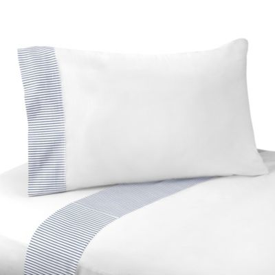 Sweet Jojo Designs Come Sail Away 3-Piece Twin Sheet Set