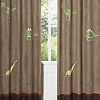 Sweet Jojo Designs Dinosaur Land Window Panel Pair